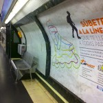 Tres60 Metro Madrid