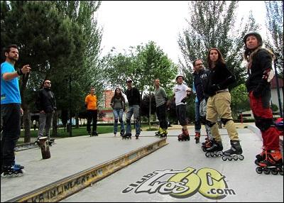Clases de patinaje_tres60
