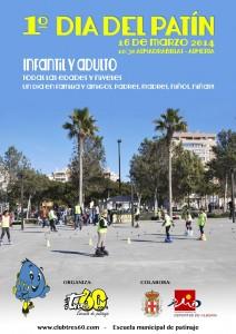 Día del Patín en Almeria Club Tres60