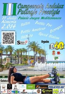 Cartel Campeonato Andaluz