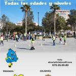 3º Día del Patín en Almeria Club Tres60