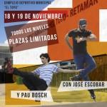MASTERCLASS FREESTYLE ALMERIA 2017