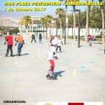 I Encuentro del Deporte Abierto en la Ciudad de Patinaje Club Tres60 Almeria