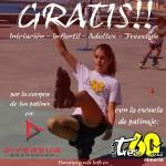 Clase de patinaje GRATIS!!