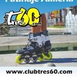 ¡Temporada 2020-21! Clases Patinaje en Linea en Almeria